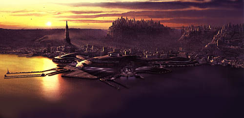 pictures from the fifth element movie