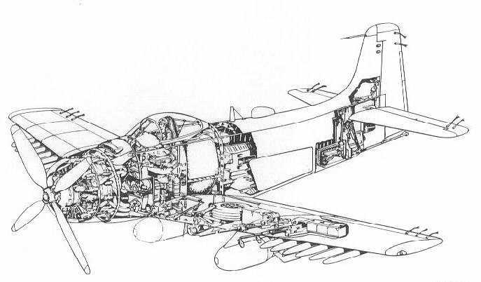 2 stroke engine cutaway