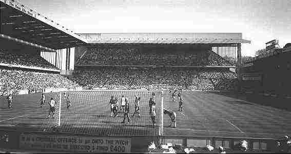 The Corner Flag Aston Villa
