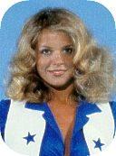 The 1979 - 1980 Dallas Cowboys Cheerleader Roster
