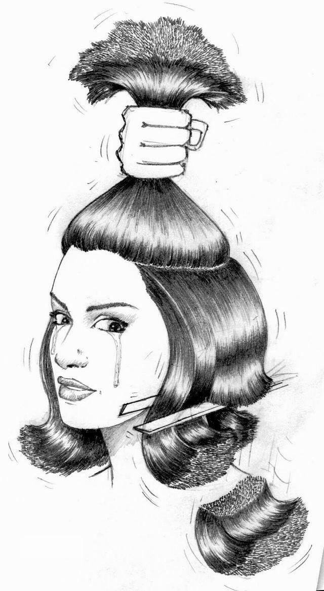 Hair Artwork 1
