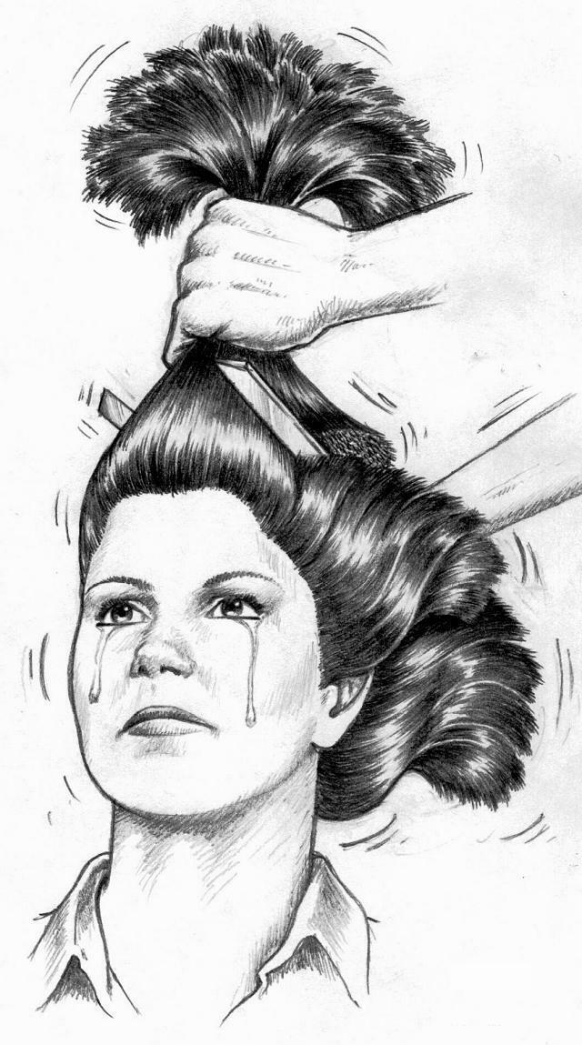 Forced Haircut