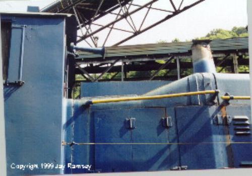 The Coal Belt Library - Golden Oak Switcher Locomotive Data Sheet