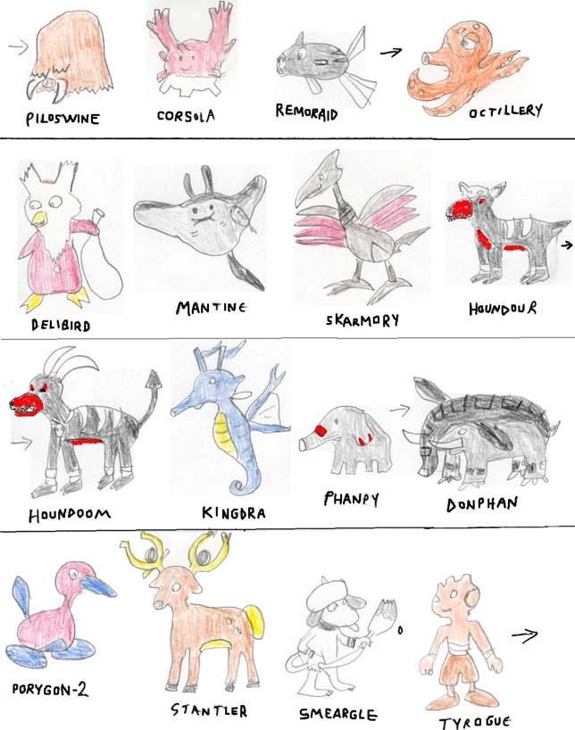 my pokemon page