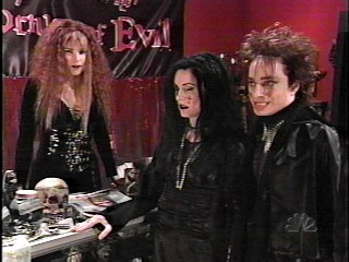 TRASH AND VAUDEVILLE: NYC GOTH PUNK CLOTHING SHOP, ONLINE STORE. ST