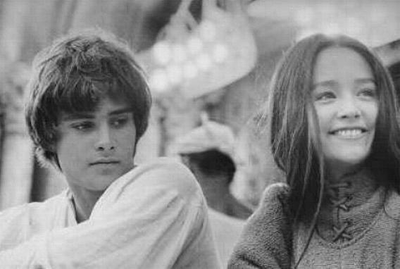 Olivia Hussey And Leonard Whiting Married THE SETS