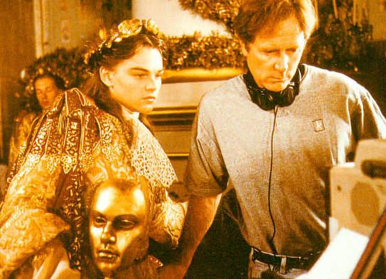 Кадры из фильма железная маска с леонардо ди каприо смотреть онлайн