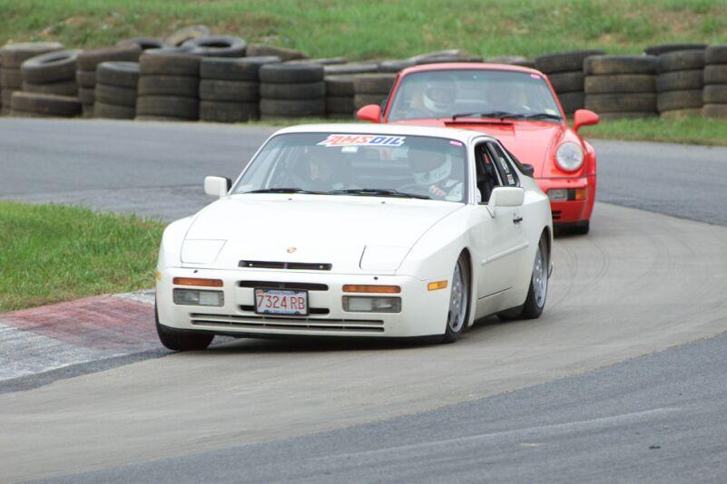 1990 Porsche 944 S2 Summit Point 2002