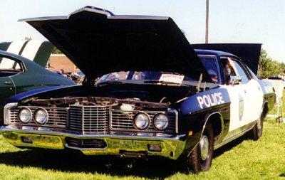 Links to individual photos of police cars for Motor car international bridgewater ma