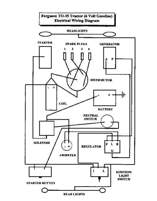 fergy_to35G6v_wir honeywell 8160 wireing diagram honeywell s8610m \u2022 wiring diagrams ferguson te20 wiring diagram at panicattacktreatment.co