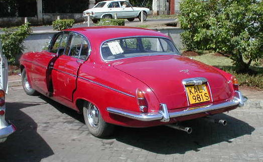 Vintage And Classic Car Club Of Kenya Photo Album