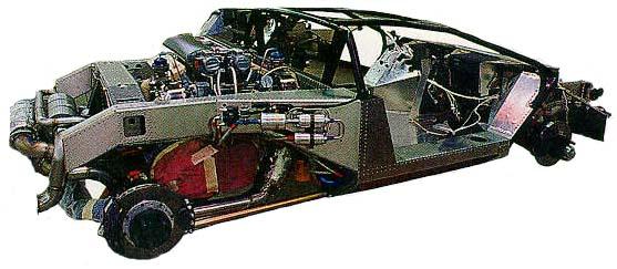 Car Bed Twin Turbo W