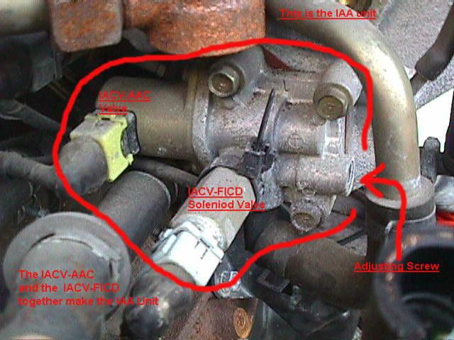 nissan v6 engine schematic