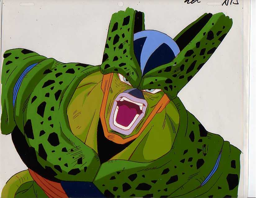 Cell in Second Form