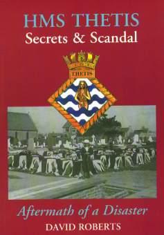 Hms thetis secrets and scandal