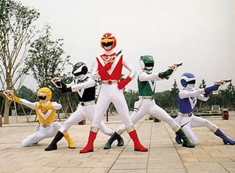 Super beasts Task force Liveman