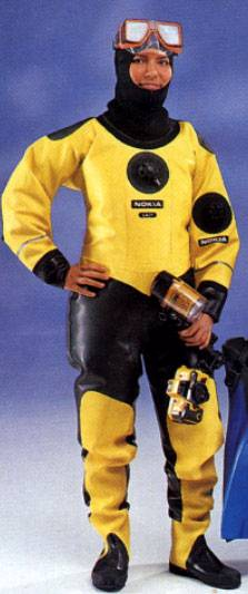 Sale prices on New and Used Dry suits - Hollis, Pinnacle,Northern ...