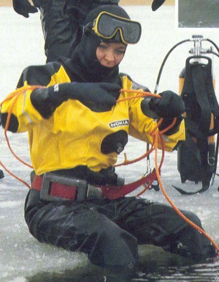 Amron-Nokia Diving Suit