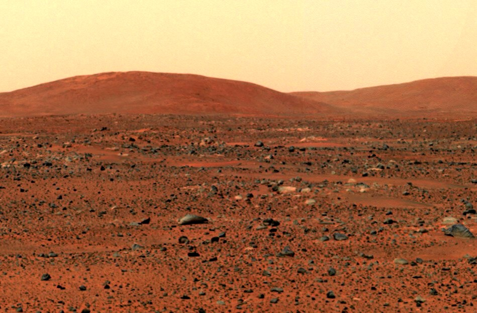Mission to Mars! - AA Institute of Space Science & Technology