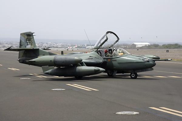 avión ligero de ataque Cessna A-37B Dragonfly