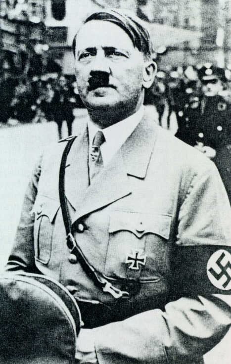 Adolf Hitler no nacio en Alemania