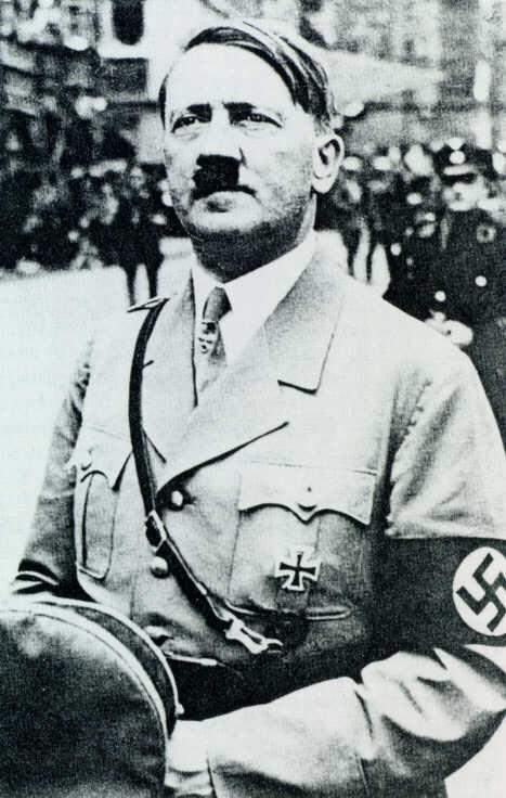 Adolf Hitler no nacio en Alemania