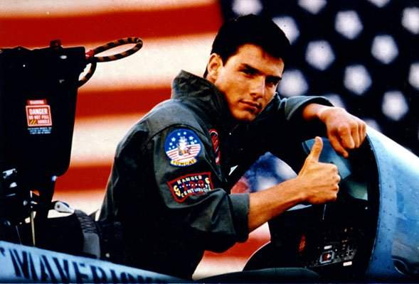 Tom Cruise Pictures: Top Gun