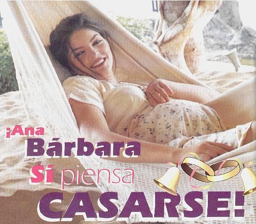 Ana barbara fotos embarazada 51