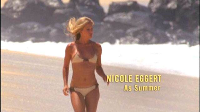 Filmogallery Of Nicole Eggert Baywatch Hawaiian Wedding