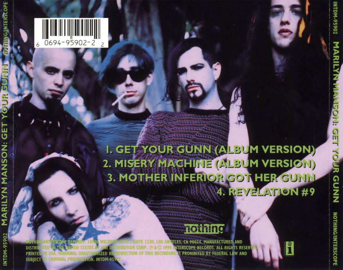 Marilyn Manson Pics, Page 3!