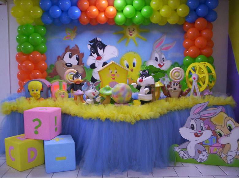 Nova pagina 2 for Baby looney tune decoration
