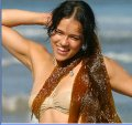 The incorrect Michelle rodriguez armpit hair
