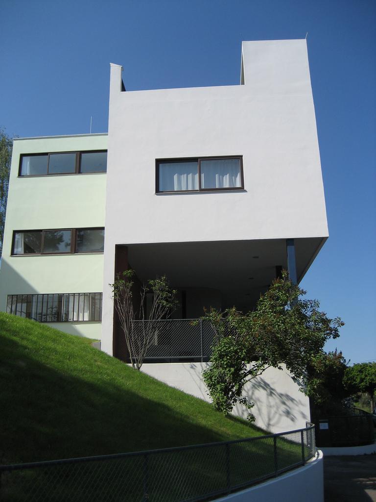 Le corbusier villas weissenhof - Casas de le corbusier ...