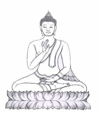 bouddha arrtant mr