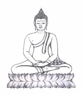 bouddha en mditation