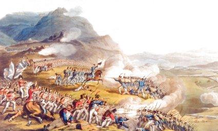 Junot mete-se com os portugueses e leva nas trombas  Invasoesfrancesas