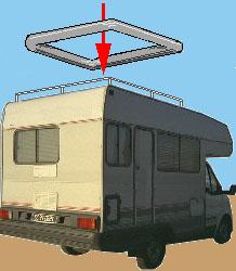 Camper club umbria for Tubi del serbatoio dell acqua calda