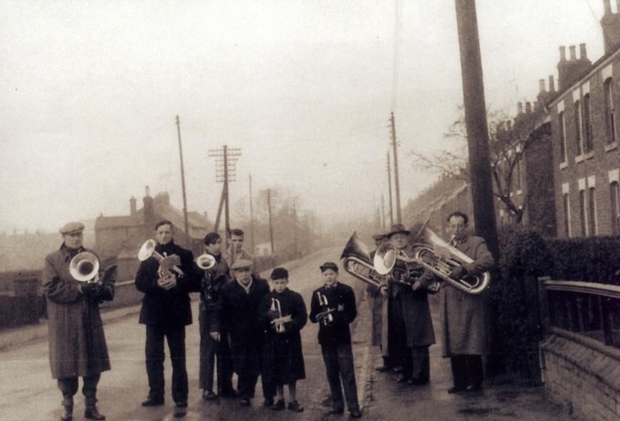 Barnetby Silver Band's History