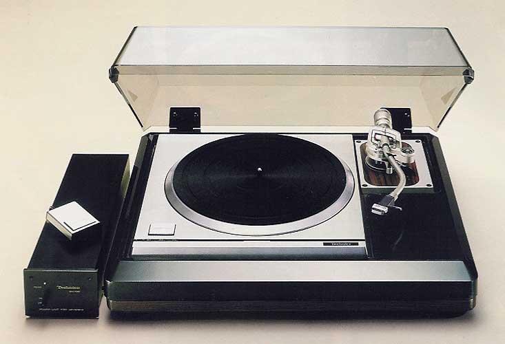 Technics SL 1000 mk2