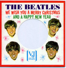 Beatles christmas feature