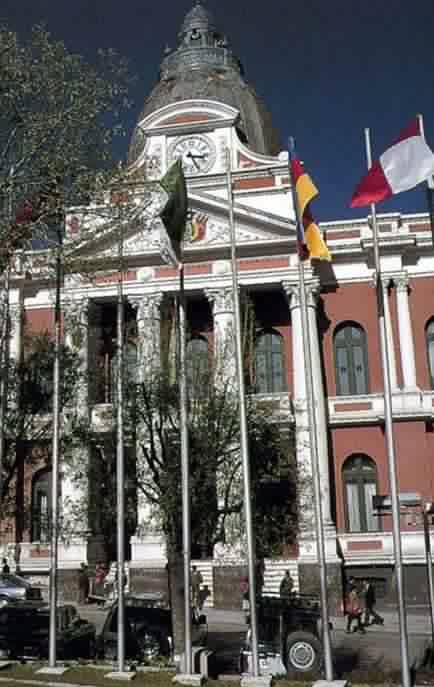 historia codigo penal bolivia: