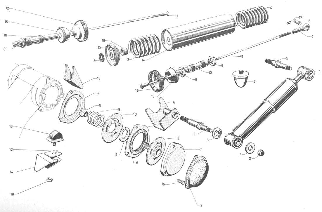 gearbox cross section