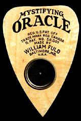 Ouija - La tavola di ouija ...