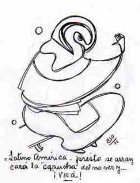 "El contactado Benjamín Solari Parravicini (el ""Nostradamus"" argentino) Profec62"