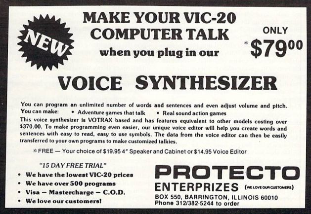 Rick Melick's Commodore VIC-20 Tribute Page on