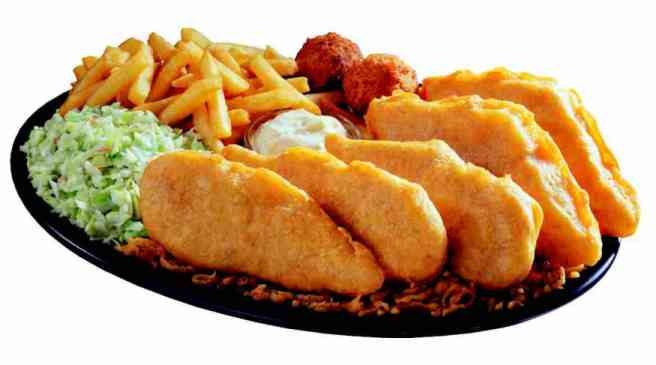 Long john silver 39 s for Long john silvers fish