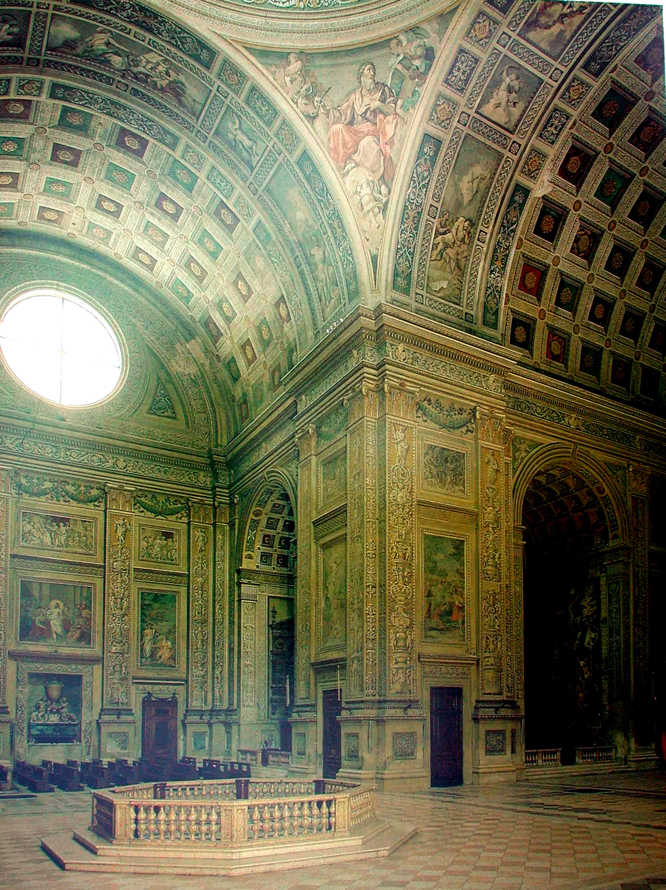 Alberti san andr s de mantua interior jpg 711027 bytes - Mantua bagni catalogo ...