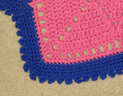 How to Make a Crochet Picot Stitch | eHow