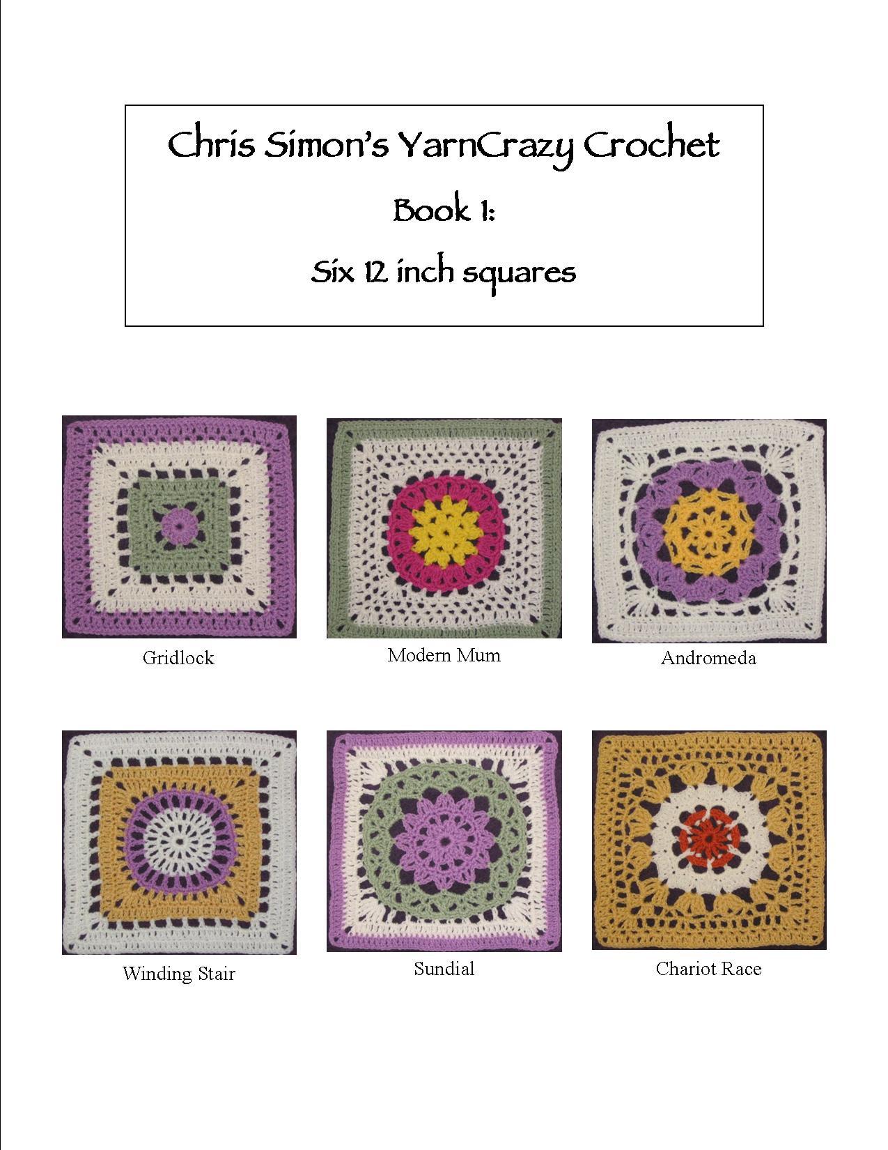 Chris Simon\'s free crochet patterns