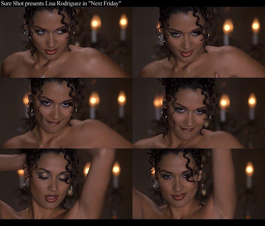 lisa rodriguez actress naked
